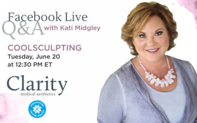 Facebook Live Recap – CoolSculpting